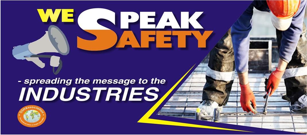 We Speak Safety