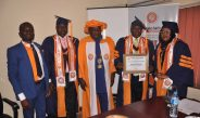 Investiture of Chief Registrar and Other Executives at National Industrial Court of Nigeria